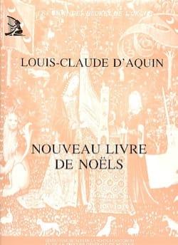 Louis-Claude Daquin - New Christmas Book - Sheet Music - di-arezzo.co.uk