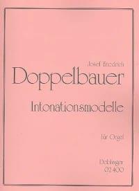 Intonationsmodelle - Josef Friedrich Doppelbauer - laflutedepan.com