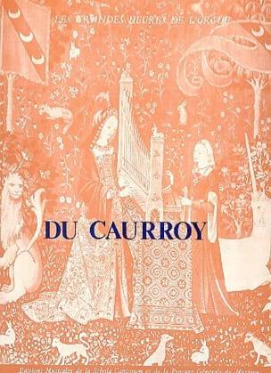 Eustache du Caurroy - 15 Fantaisies - Partition - di-arezzo.fr