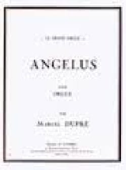 Angelus - Marcel Dupré - Partition - Orgue - laflutedepan.com
