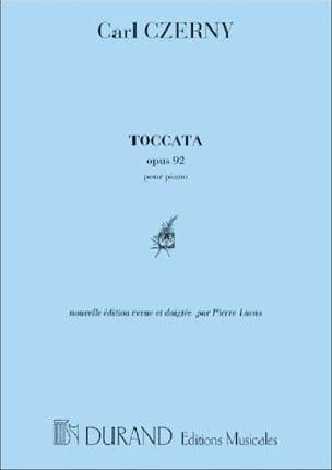 Toccata Opus 92 - CZERNY - Partition - Piano - laflutedepan.com