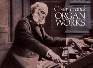 César Franck - Organ Works - Partition - di-arezzo.com