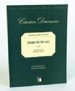 Girolamo Frescobaldi - Fiori Musicali 1635 - Partitura - di-arezzo.es