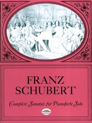 Complete Sonatas SCHUBERT Partition Piano - laflutedepan