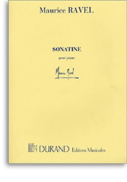 Maurice Ravel - Sonatine - Sheet Music - di-arezzo.co.uk