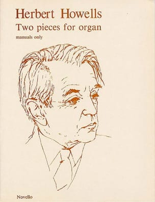 2 Pièces Herbert Howells Partition Orgue - laflutedepan