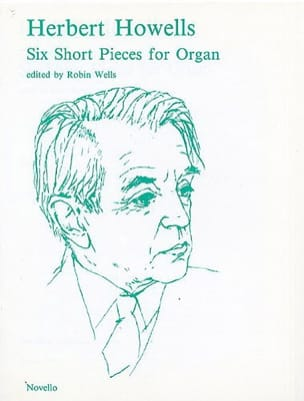 6 Short Pieces - Herbert Howells - Partition - laflutedepan.com