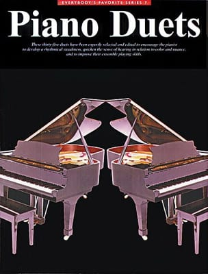 Piano Duets - Sheet Music - di-arezzo.co.uk