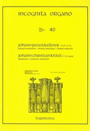 Préludes de Chorals et Fantaisies - laflutedepan.com