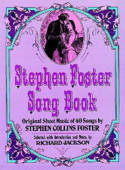Stephen Foster - Song Book - Partition - di-arezzo.fr