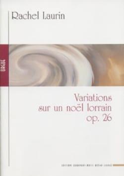 Variations sur un Noël Lorrain Op. 26 - laflutedepan.com
