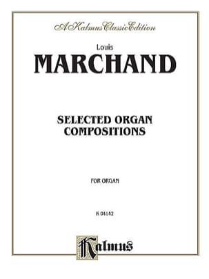 Selected Compositions Louis Marchand Partition Orgue - laflutedepan