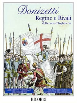 Regine E Rivali - Gaetano Donizetti - Partition - laflutedepan.com