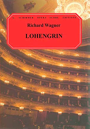 Richard Wagner - Lohengrin Wwv 75 - Sheet Music - di-arezzo.co.uk