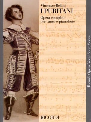Vincenzo Bellini - I Puritani - Sheet Music - di-arezzo.co.uk