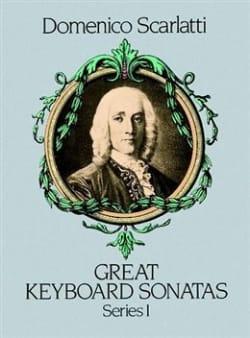 Domenico Scarlatti - Great Keyboard Sonatas 1 - Partition - di-arezzo.fr