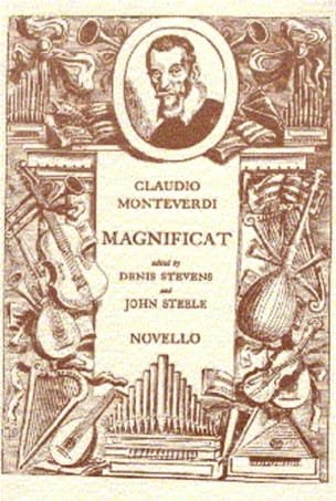 Magnificat - Claudio Monteverdi - Partition - Chœur - laflutedepan.com