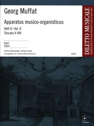 Apparatus Musico-Organisticus Volume 2 - laflutedepan.com