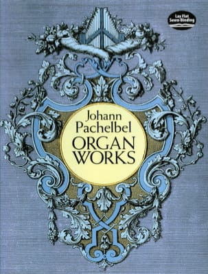 Johann Pachelbel - Organ Work - Sheet Music - di-arezzo.co.uk