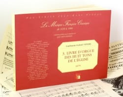 Guillaume-Gabriel Nivers - 3rd Organ Book - Sheet Music - di-arezzo.com