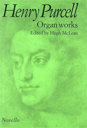 Oeuvre D'orgue Henry Purcell Partition Orgue - laflutedepan