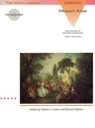 MOZART - Mozart Arias. Soprano - Sheet Music - di-arezzo.co.uk