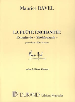 Maurice Ravel - The Magic Flute - Sheet Music - di-arezzo.co.uk