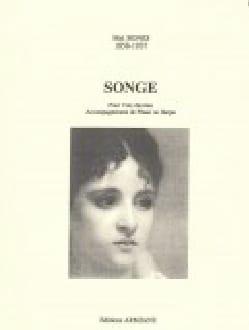 Mel Bonis - Songe - Partition - di-arezzo.fr