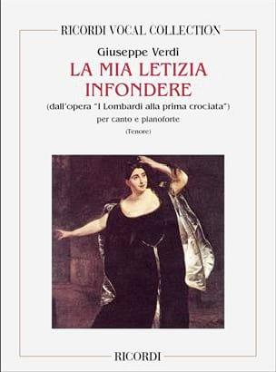 La Mia Letizia Infondere. I Lombardi - VERDI - laflutedepan.com