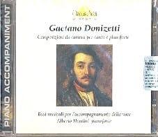 Gaetano Donizetti - Composizioni Da Camera. CD - Sheet Music - di-arezzo.com