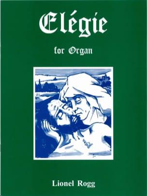 Elégie - Rogg - Partition - Orgue - laflutedepan.com