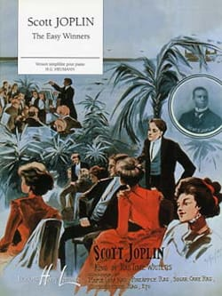The Easy Winner Scott Joplin Partition Piano - laflutedepan