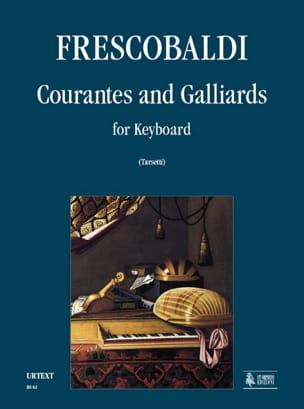 Girolamo Frescobaldi - Correnti E Gagliarde - Partition - di-arezzo.fr