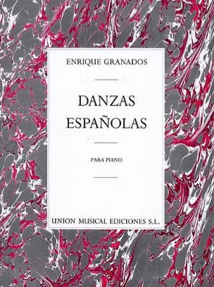 Enrique Granados - 12 Spanish dances - Sheet Music - di-arezzo.co.uk