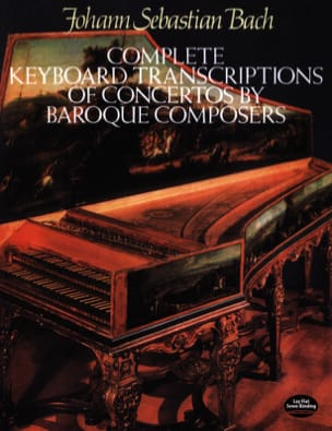 BACH - Baroque Concertos Transcriptions - Sheet Music - di-arezzo.com
