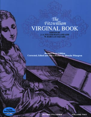 The Fitzwilliam Virginal Book Volume 2 - Sheet Music - di-arezzo.com