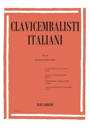 - Italian Harpsichordists Vol 2 - Sheet Music - di-arezzo.co.uk