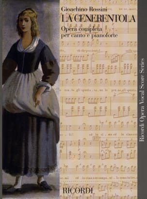 Gioachino Rossini - The Cenerentola - Sheet Music - di-arezzo.co.uk