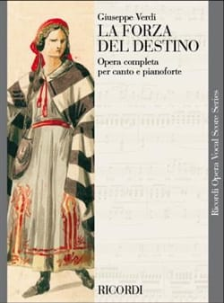VERDI - The Forza Del Destino - Sheet Music - di-arezzo.com