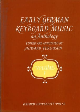 Early German Keyboard Music - Partition - laflutedepan.com