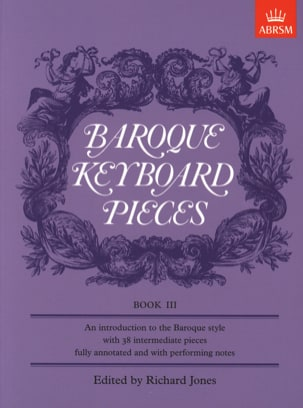 - Baroque Keyboard Pieces Volume 3 - Sheet Music - di-arezzo.com