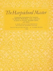 The Harpsichord Master - Purcell - Partition - laflutedepan.com