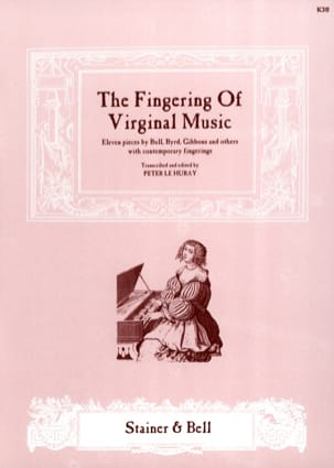 The Fingering Of Virginal Music - Partition - laflutedepan.com
