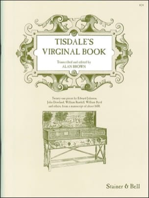 Tisdale's Virginal Book - Partition - di-arezzo.fr