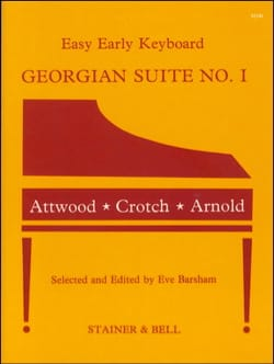 - Georgian Suite N ° 1 - Sheet Music - di-arezzo.co.uk
