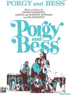 Georges Gershwin - Porgy And Bess - Partition - di-arezzo.fr