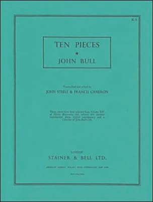 John Bull - 10 pieces - Sheet Music - di-arezzo.co.uk
