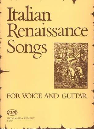 - Italian Renaissance Songs - Partition - di-arezzo.fr
