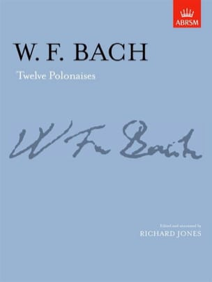 Wilhelm Friedemann Bach - 12 Polish - Sheet Music - di-arezzo.co.uk