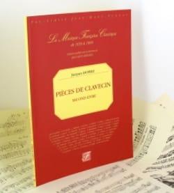 Jacques Duphly - Second Livre de Pièces de Clavecin - Partition - di-arezzo.fr
